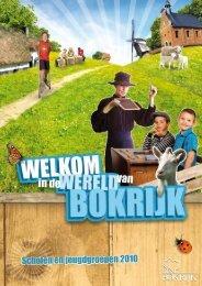 Scholen en jeugdgroepen 2010 - Mm-book.com