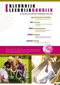 Scholen en jeugdgroepen 2010 - Mm-book.com - Page 3