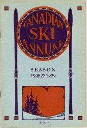 SEASON - Canadian Ski Museum