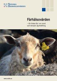 Ladda ner pdf - Svenska Djurhälsovården