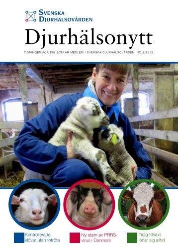 Tidig tillväxt lönar sig alltid - Svenska Djurhälsovården