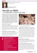 Tidig tillväxt lönar sig alltid - Svenska Djurhälsovården - Page 5