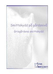 smittskydd på gårdsnivå (pdf) - SVA