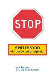 Broschyr på Svenska - Svenska Djurhälsovården