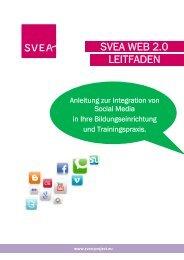 SVEA WEB 2.0 LEITFADEN