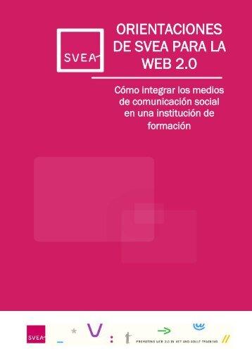 SVEA - Web 2