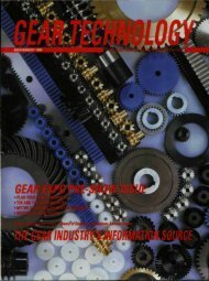 Download the July/August 1999 Issue in PDF format - Gear ...