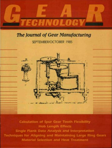 Download the September/October 1985 Issue in PDF format - Gear ...