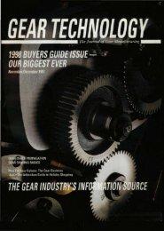 Download - Gear Technology magazine