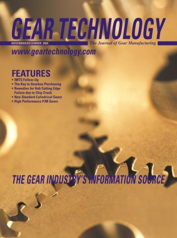 Download the November/December 2004 Issue in PDF format