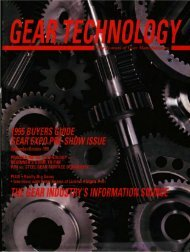 Download the September/October 1995 Issue in PDF format - Gear ...