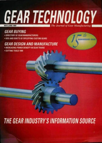 Download the May/June 1999 Issue in PDF format - Gear ...