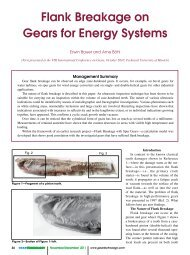 Flank Breakage on Gears for Energy Systems - Gear Technology ...