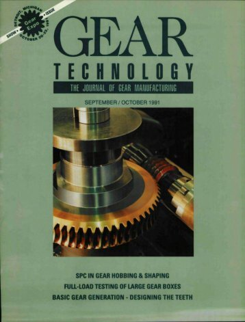 Download the September/October 1991 Issue in PDF format - Gear ...