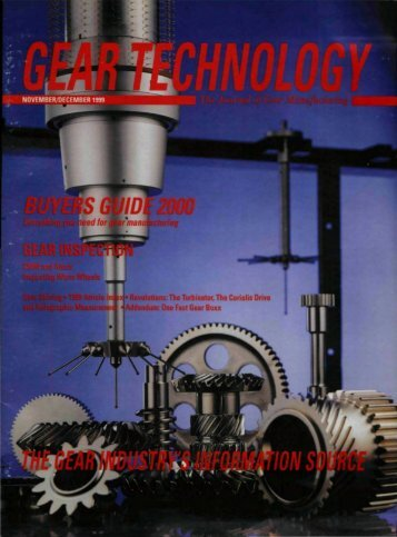 Download the November/December 1999 Issue in PDF format