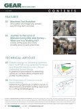Download the July 2008 Issue in PDF format - Gear Technology ... - Page 4