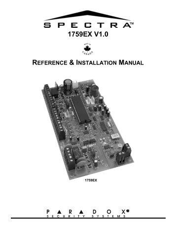 1759ex v10 maxi security alarms?quality=85 esprit 738 texecom premier 412 wiring diagram at gsmx.co