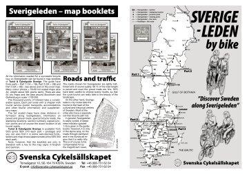 Sverige - leden by bike - Svenska cykelsällskapet