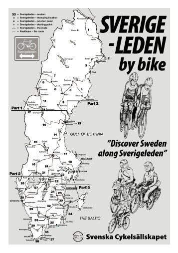 Sverigeleden - Svenska cykelsällskapet