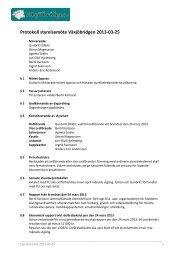 Protokoll styrelsemöte Växjöbridgen 2013-03-25 - Förbundet ...