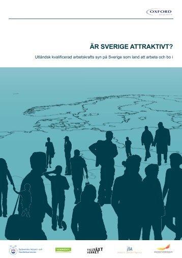 Är Sverige attraktivt? - Svenskt Näringsliv