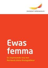 Ewas femma pdf - Svenskt Näringsliv