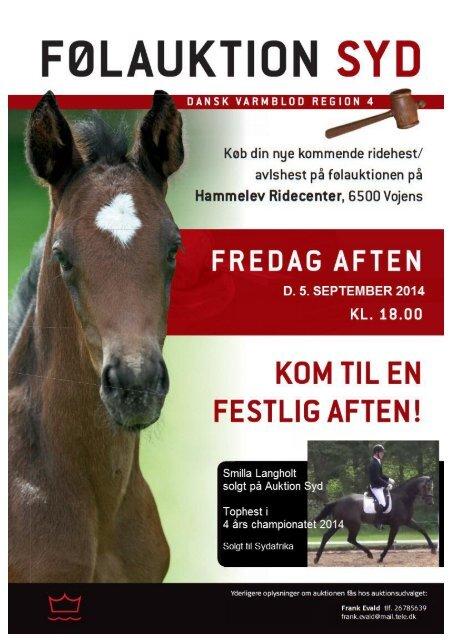 Følauktion_SYD_2014_Katalog