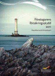 Förtagarens försäkringsskydd 2011 Din guide genom ...