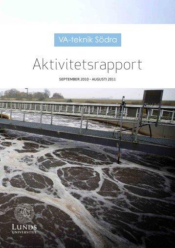 Läs hela rapporten. - Svenskt Vatten