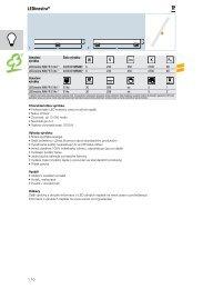 OSRAM PARATHOM SPECIAL T26, PIN G4, LEDinestra, DULED