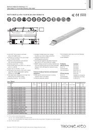 PCA T5 EXCITE lp 14–80 W 220–240 V 50/60/0 Hz
