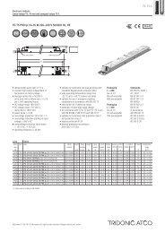 PC T5 PRO lp 14–35 W 220–240 V 50/60/0 Hz, HE T5, TC-L