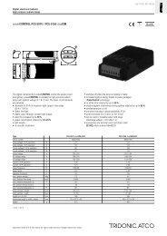powerCONTROL PCS 0070 / PCS 0150 stepDIM
