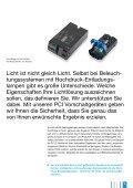 Elektronische Vorschalt- geräte für Hochdruck- Entladungslampen - Seite 5
