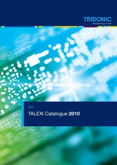 T Catalogue 2010
