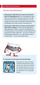 Die VBB-fahrCard - bei der Stadtverkehrsgesellschaft mbH Frankfurt ... - Page 3