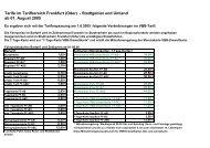 Tarife im Tarifbereich Frankfurt (Oder) - Stadtgebiet und Umland ab ...