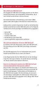 Häufig gestellte Fragen zur VBB-fahrCard - bei der ... - Page 4