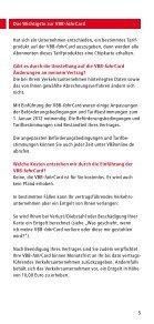 Häufig gestellte Fragen zur VBB-fahrCard - bei der ... - Page 5