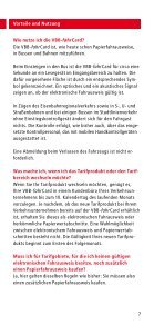 Häufig gestellte Fragen zur VBB-fahrCard - bei der ... - Page 7