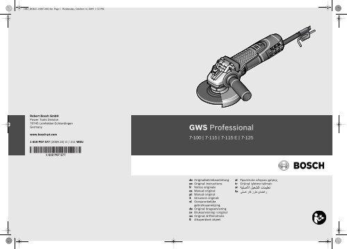 GWS Professional - Svh24