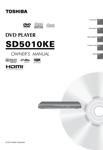 Wintal PDVD20HD User Manual