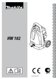 HW 102 - Makita