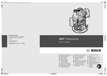 GOF Professional