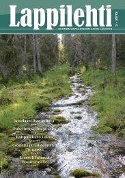 Lappilehti 3/2012 (pdf) - Suomen Vapaakirkko