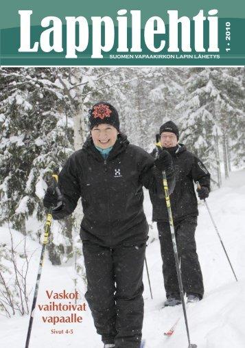 Lappilehti 1/2010 - Suomen Vapaakirkko