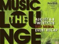 Music Lounge - BMF Media