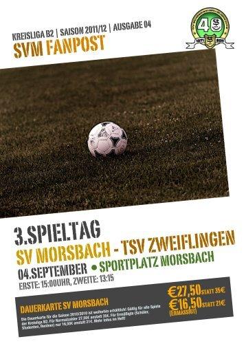 Fanpost 2012/04 SVM