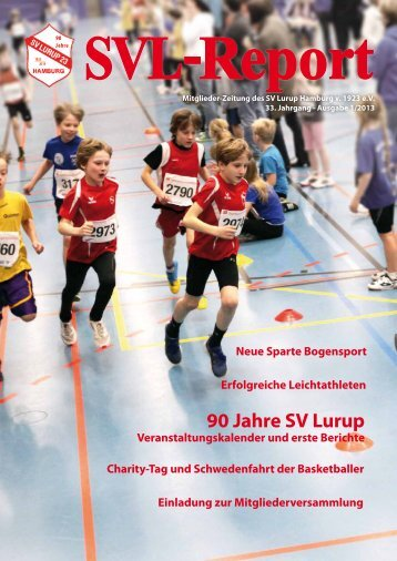 SVL-Report - SV Lurup