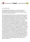 Fanpost 2011/10 SVM - SGM Niedernhall/Weißbach - Page 3
